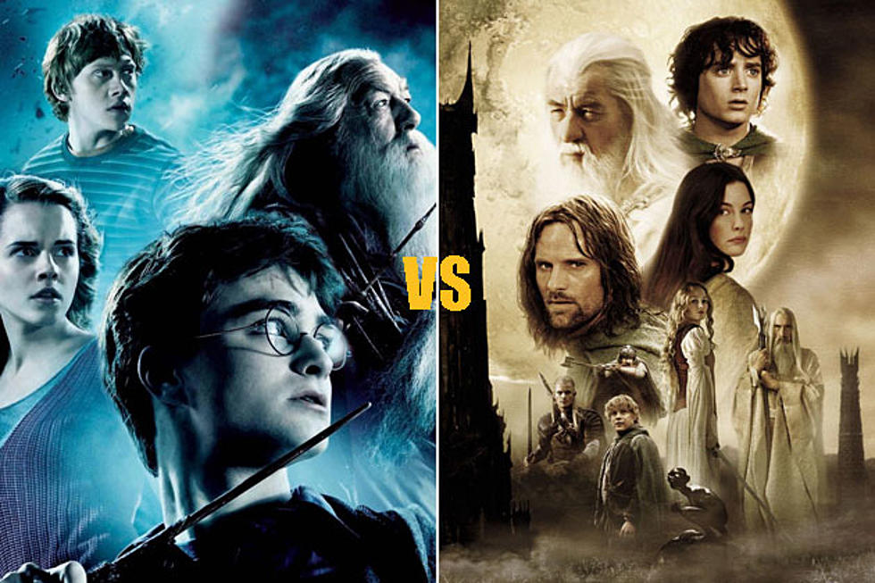 Harry Potter vs. Lord of the Rings: Franchise Deathmatch 2