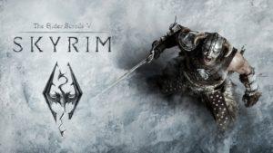 Skyrim: Elder scrolls V